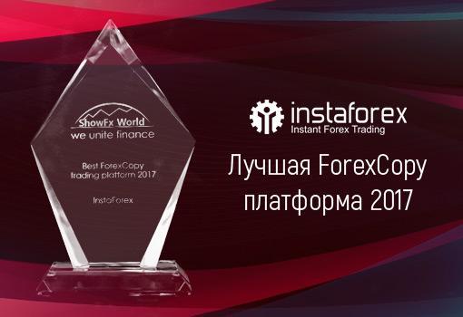 ИнстаФорекс во второй раз стала лауреатом премии Le Fonti Awards Мы получили авторитетную награду в номинации Forex Broker