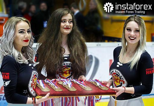 ХК «Зволен» и компания ИнстаФорекс подвели итоги успешного сезона Закончить сезон на победной ноте «Зволену» удалось!
