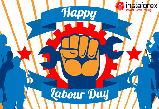 InstaForex wishes you happy Labor Day! Revive your spirits for more achievements!